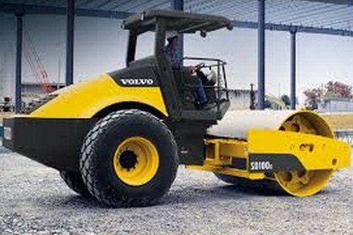 Volvo SD100D Soil Compactor Service Parts Catalogue Manual