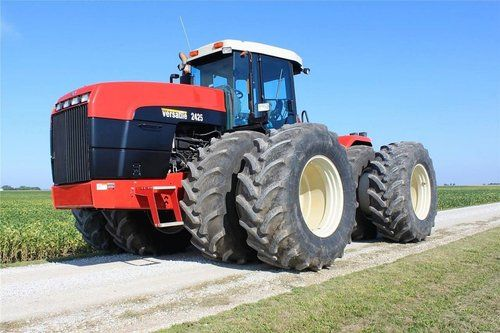 Buhler Versatile 2425 2375 2335 2360 2290 Tractor Operation Maintenance