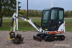 Bobcat 323 Compact Excavator Service Repair Workshop Manual