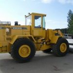 Volvo L120D Loader Service Parts Catalogue Manual