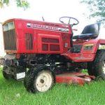 Yanmar YM12, YM14 Tractor Parts Manual