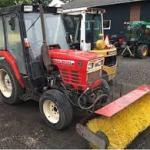 Yanmar YM236, YM236D, YM246, YM246D Tractor Parts Manual