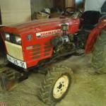 Yanmar YM276, YM276D Tractor Parts Manual