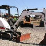 Bobcat 325, 328 Hydraulic Excavator (D Series) Service Repair Workshop Manual