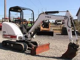 Bobcat 325, 328 Hydraulic Excavator (D Series) Service Repair Workshop Manual