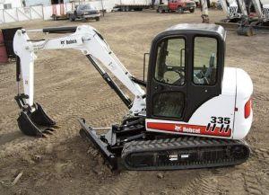 Bobcat 335 Compact Excavator Service Repair Workshop Manual