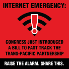 Don't let them control or censor our internet!