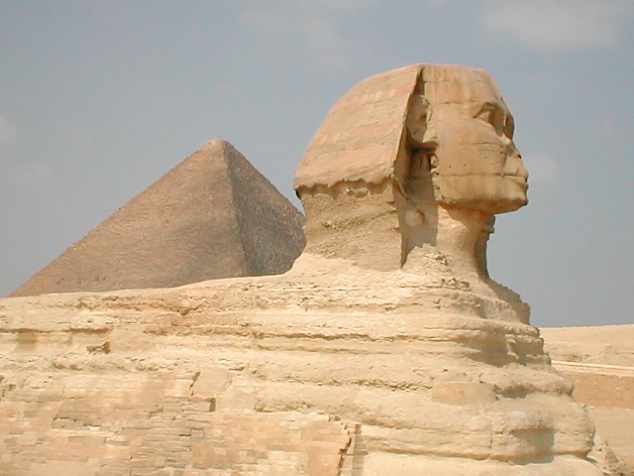 Great Sphinx, Cario