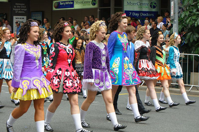saint patrick's day parade brisbane 2011 Saint Patrick's Day Parade Brisbane 2011 2011 03 12T10 37 17
