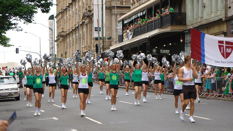 saint patrick's day parade brisbane 2011 Saint Patrick's Day Parade Brisbane 2011 2011 03 12T10 52 56
