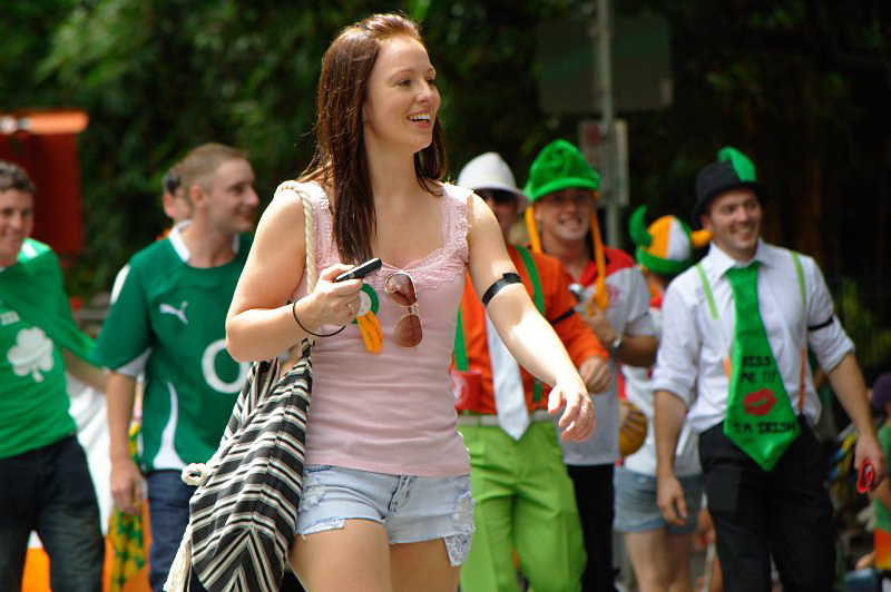 saint patrick's day parade brisbane 2011 Saint Patrick's Day Parade Brisbane 2011 2011 03 12T11 16 02