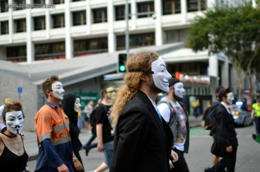 DSC_0366_v1 million mask march brisbane Million Mask March Brisbane DSC 0366 v1