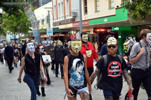 DSC_0392_v1 million mask march brisbane Million Mask March Brisbane DSC 0392 v1