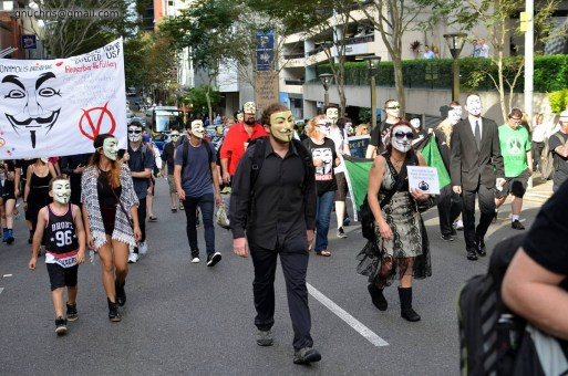 DSC_0610_v1 million mask march brisbane Million Mask March Brisbane DSC 0610 v1