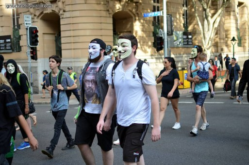 DSC_0660_v1 million mask march brisbane Million Mask March Brisbane DSC 0660 v1