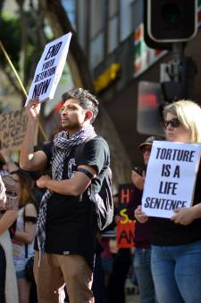 DSC_2352_v1 brisbane rally against child detention and torture Brisbane Rally Against Child Detention and Torture DSC 2352 v1