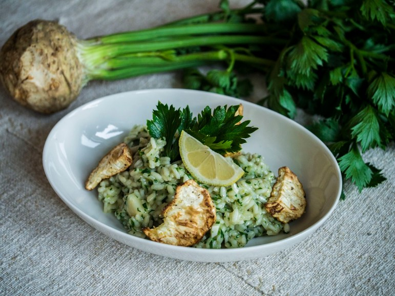 5celery risotto