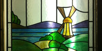 Cathedral Glass - stained-glass