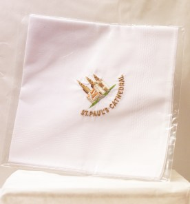 cathedral hankie