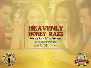 CSB Honey Razz Tap Takeover Release Party