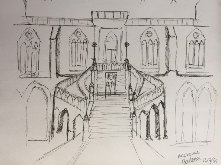 Sketching around Dundee