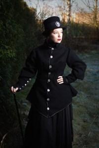 manteau victorien steampunk