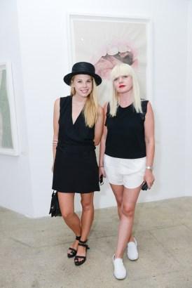 Gigi Burris, Fiona Byrne