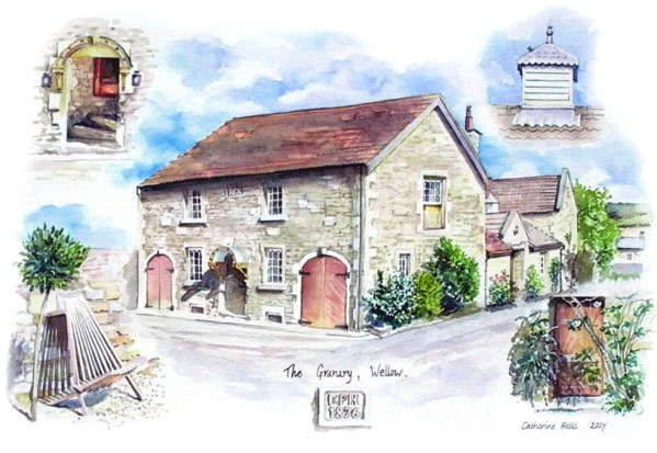 The granary, commission