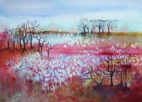 Imagined landscape - giclee print available