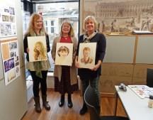 Portrait workshops