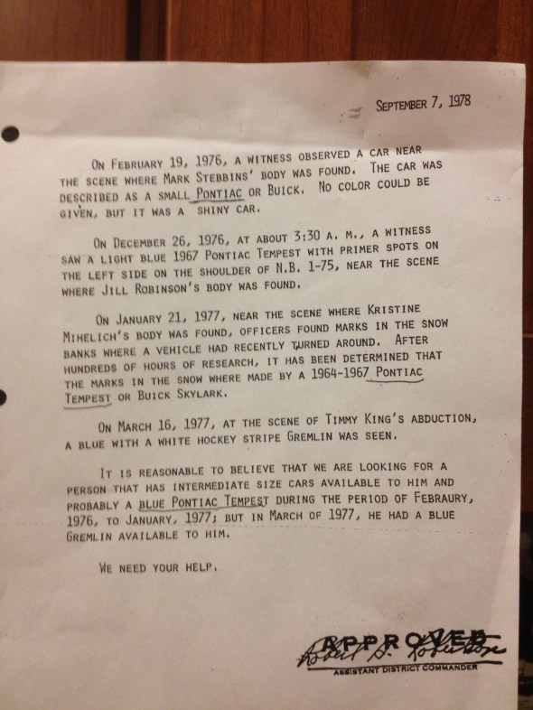 Press Release Dated September 7, 1978