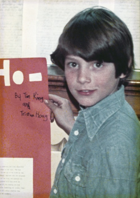 Photo of Tim on the day he was abducted, March 16, 1977, at Adams Elementary School.