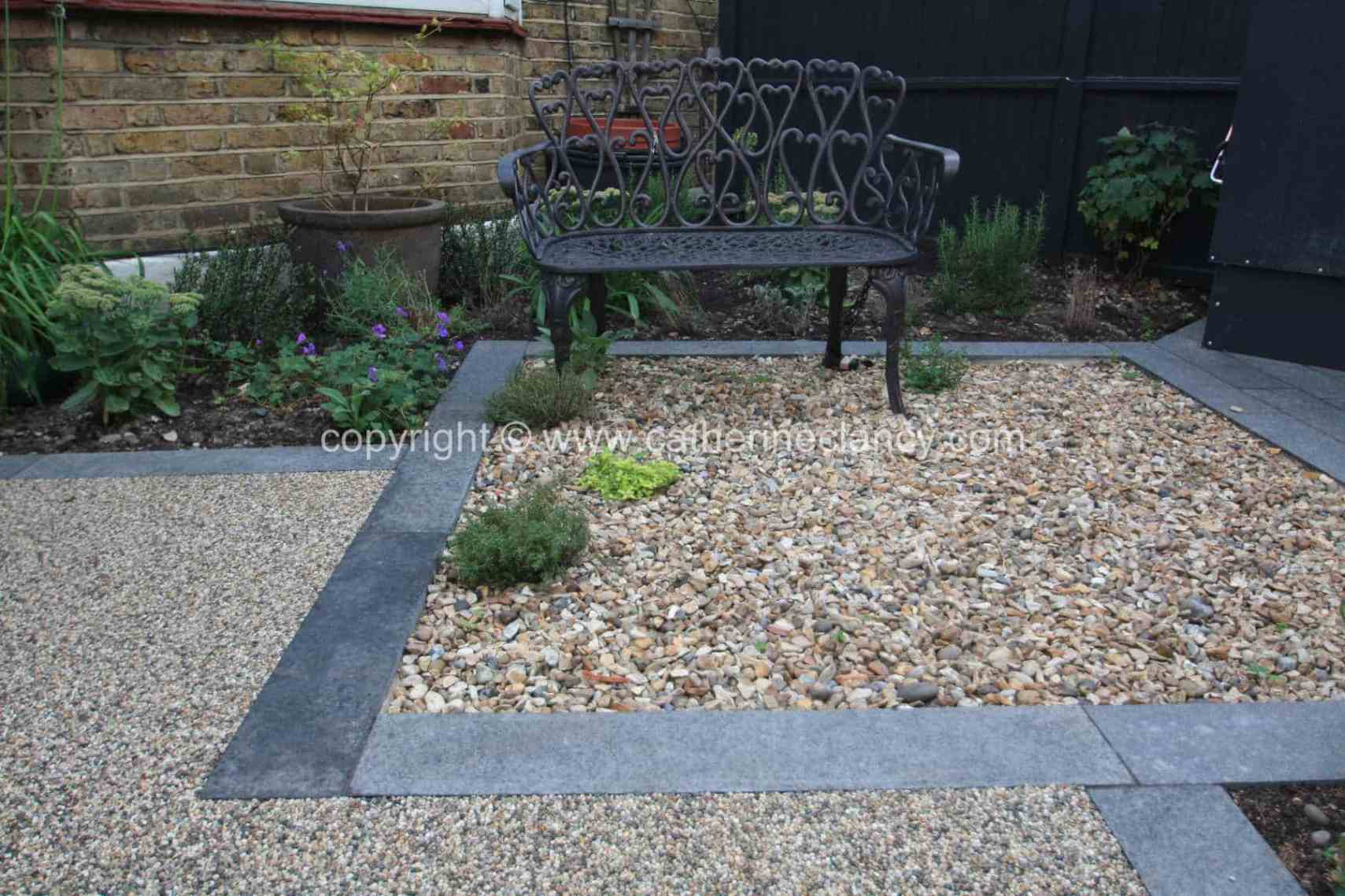 Contemporary Front Garden Garden Design London Catherine Clancy