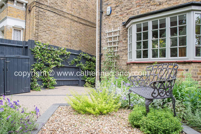 contemporary blackheath front garden 2