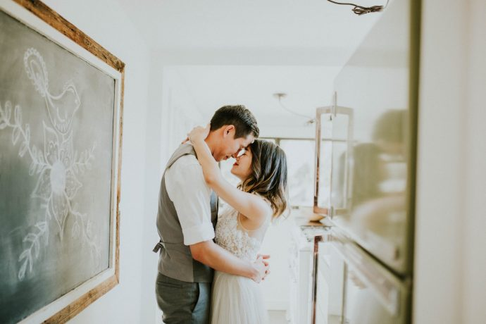 Mandy & Joey Joshua Tree Elopement California Wedding Photographer-79