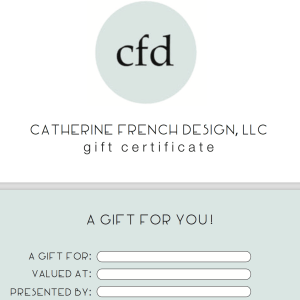 CFD Gift Card
