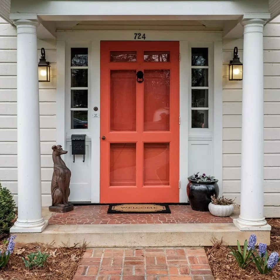 Home First Impression - Front Door
