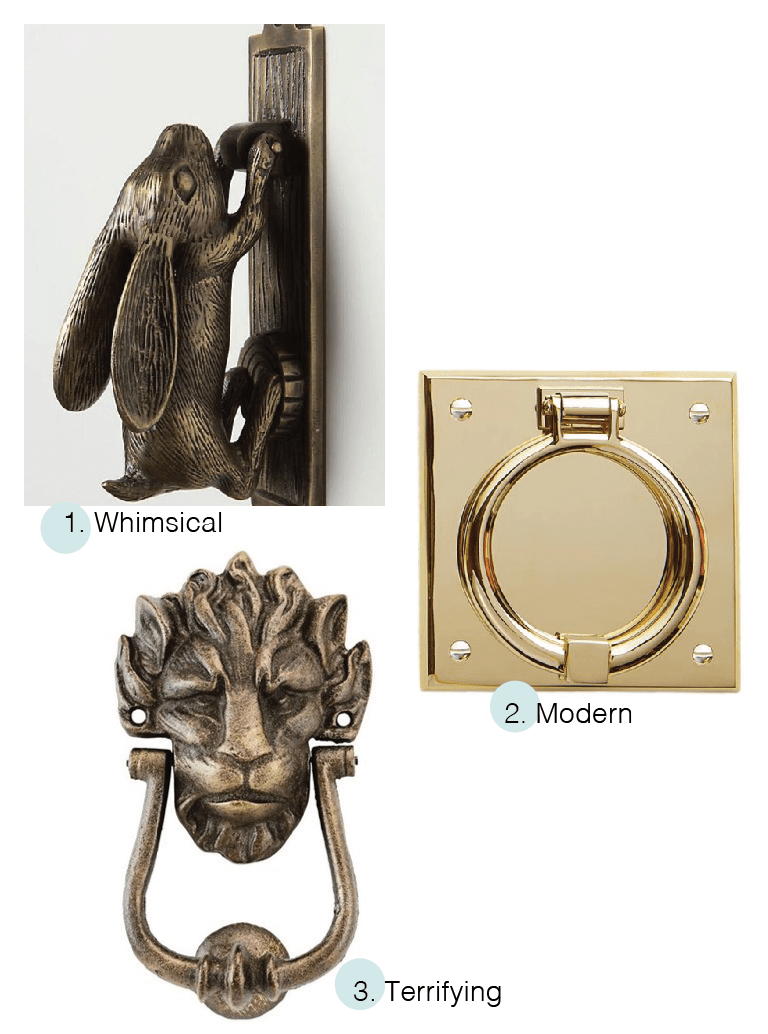 Door Knocker Ideas - Interior Design