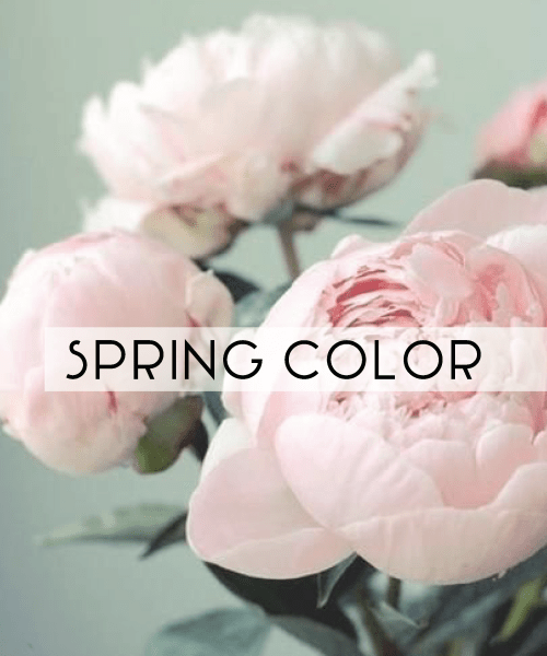 Spring Color Inspo Boards