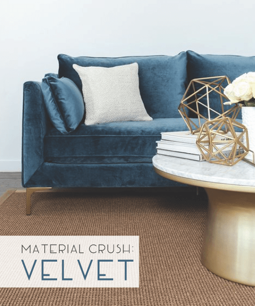Material Crush Velvet Blog Post