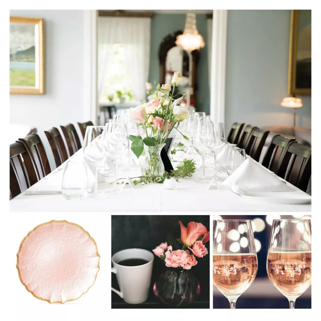 Fantastic Party Table Setting - Catherine French Design