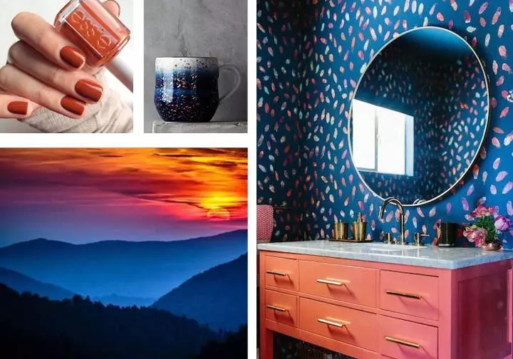 Fall Y'all Color Inspiration - Catherine French Design
