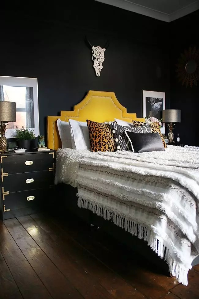 Color Crush: Black - Walls
