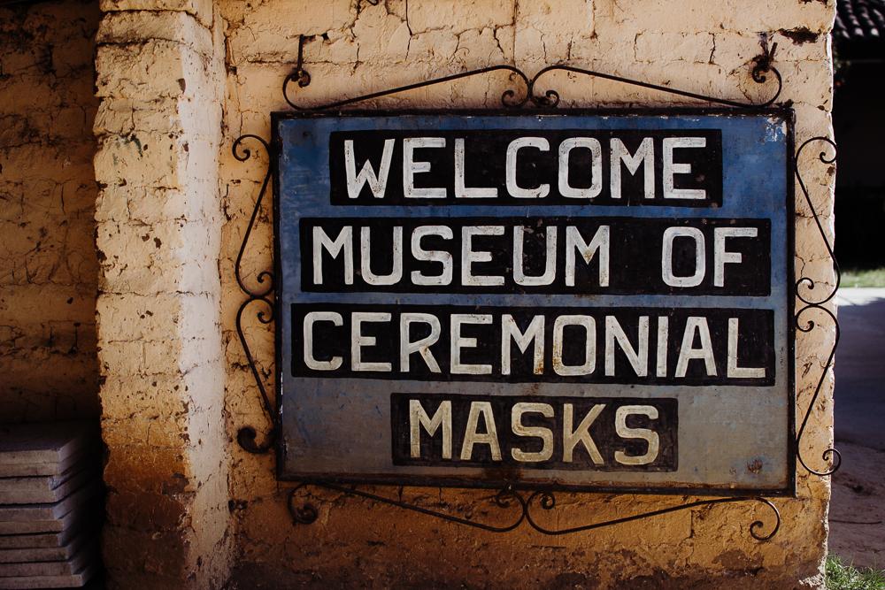 museum of ceremonial masks sign shaman ceremony antigua guatemala {san diego lifestyle newborn baby child family photographer}
