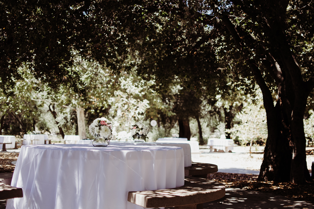 wedding table decor {virginia beach wedding photographer}