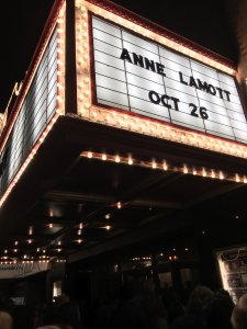 Anne Lamott Oct 26