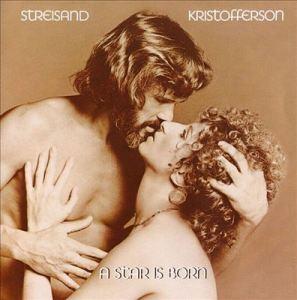 A Star Is Born Album Cover 1976