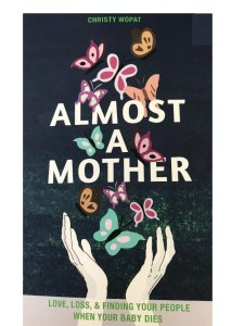 Book Cover Almost a Mother by Christy Wopat