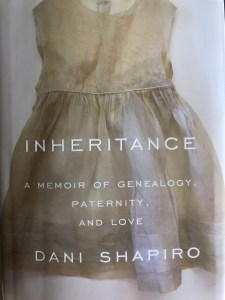 Book Cover Inheritance Dani Shapiro