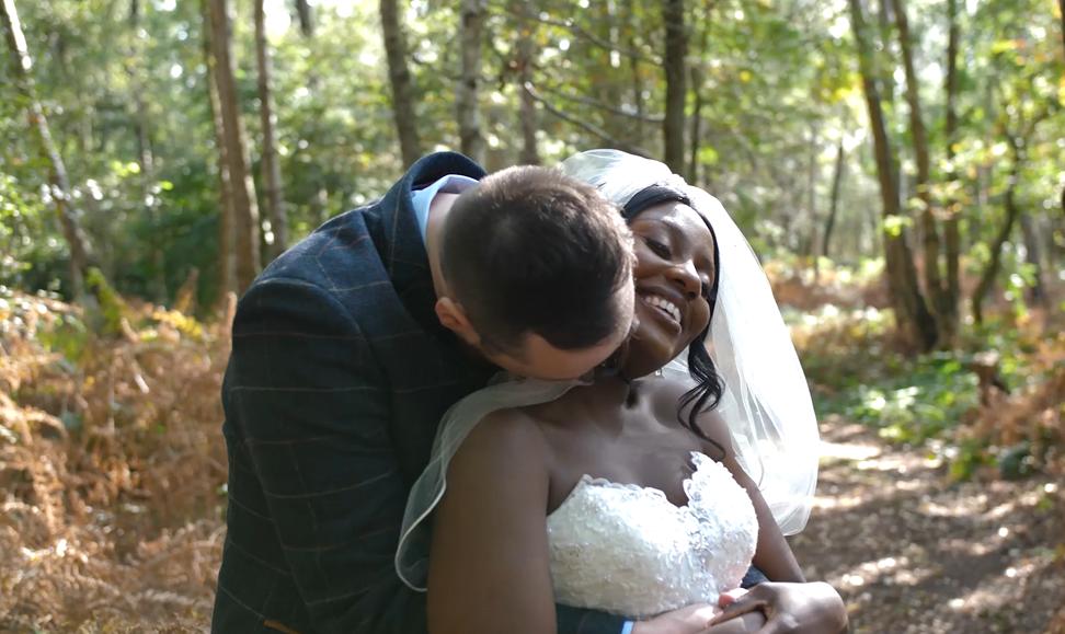 Cheshire Woodland Weddings Couples Shoot